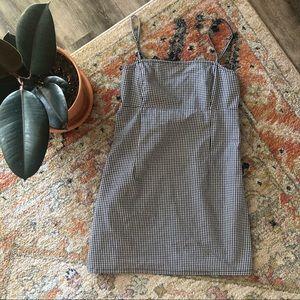 Garage | Gingham Mini Dress